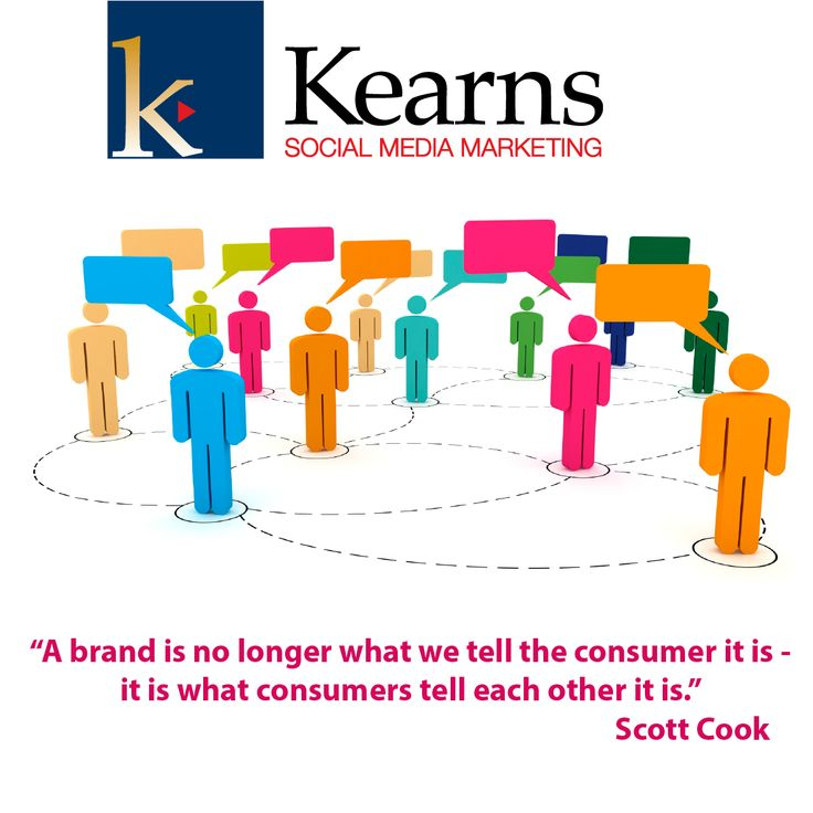 A brand is no longer what we tell the consumer it is -  it is what consumers tell each other it is.