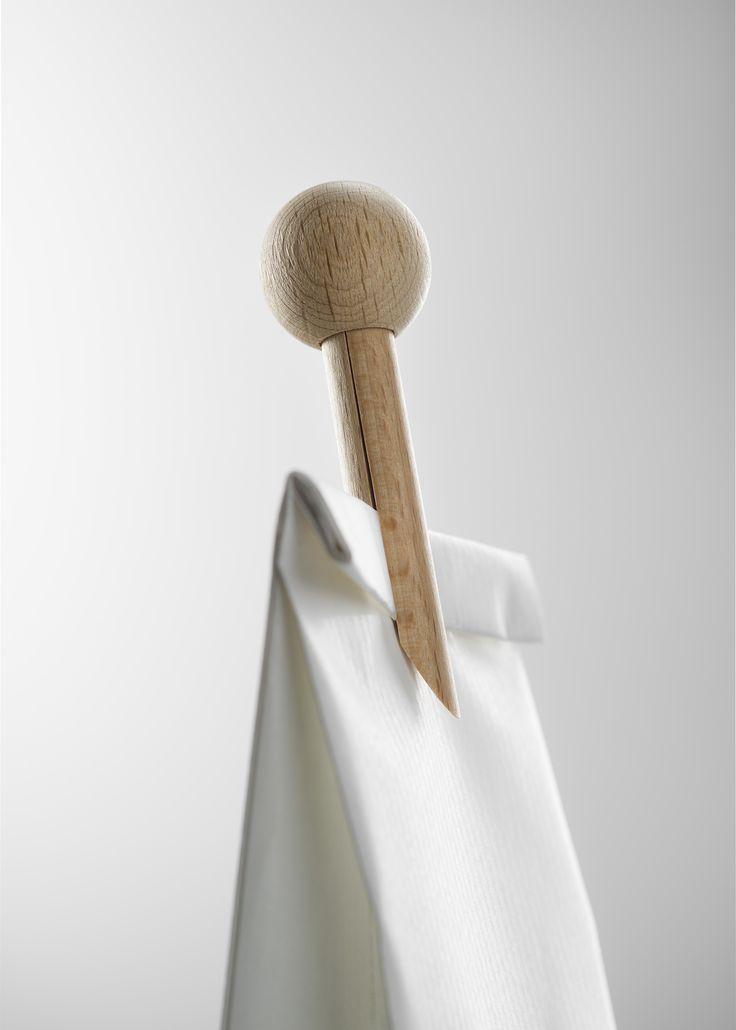 pince-mi pince pour fermer les sachets en bois de hêtre naturel à essayer absolument !