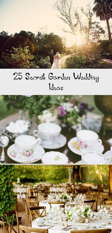 27 Secret Garden Wedding Ideas Inspired by This