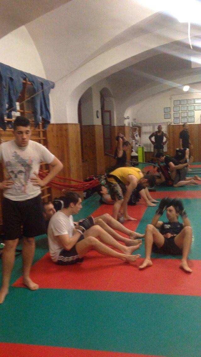 X1 BOXING Training