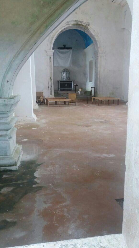 Chapel of Nossa Senhora de Baluarte built in 1522, is the oldest non-indigenous building in the Southern hemisphere