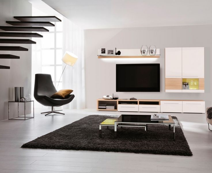 Cool White Gloss Wall Units Living Room Pertaining To House Check More At  Http:/