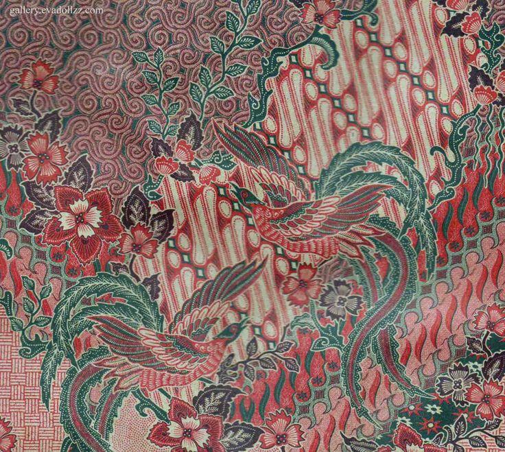 Wonderful Art Of Batik Indonesia - Motif Batik Terkeren