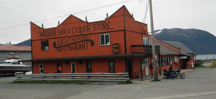 That Food Guy: Lighthouse Restaurant - Haines, Alaska