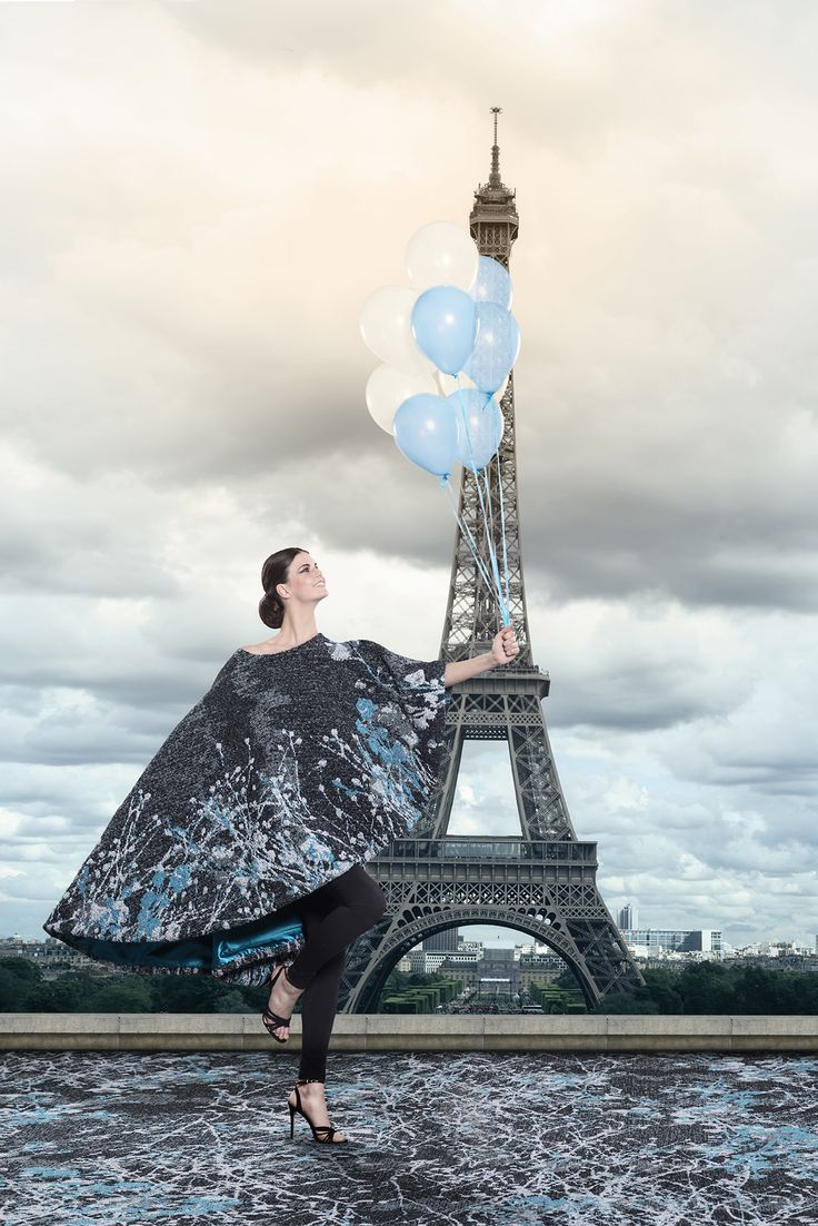 French Couture - #Balsan #design #interior #interiors #FrenchCouture #French #couture #fashion #model #decor #decoration #ideas #color #carpet #modern #creativity #flooring #artistic #inspiration #textile #pattern #france #madeinfrance #hotel #Eiffel #EiffelTower #Paris