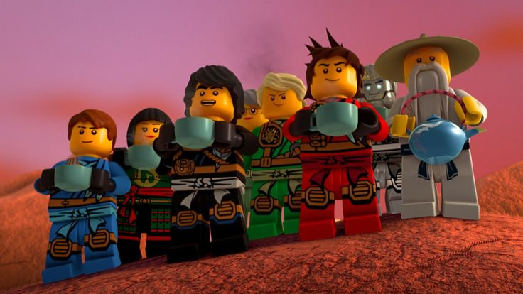 1000 ideas about tea meme on pinterest sipping tea - Lego ninjago team ...
