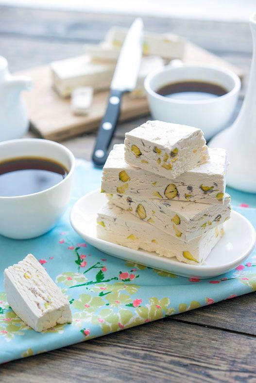 Рецепт нуги с орехами, пошаговый рецепт с фото, блог и интернет-магазин с доставкой по России, andychef.ru