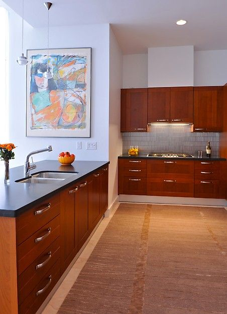 156 best contemporary kitchen cabinets images on pinterest for Kitchen design 77070