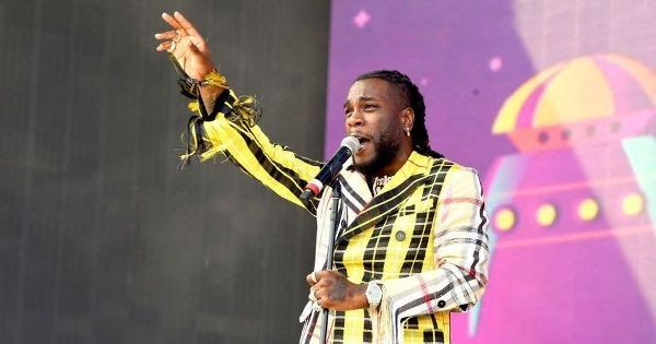 Nigerian Singer Burna Boy S African Giant Album Makes History On Uk Albums Chart World Music Grammy Big Music
