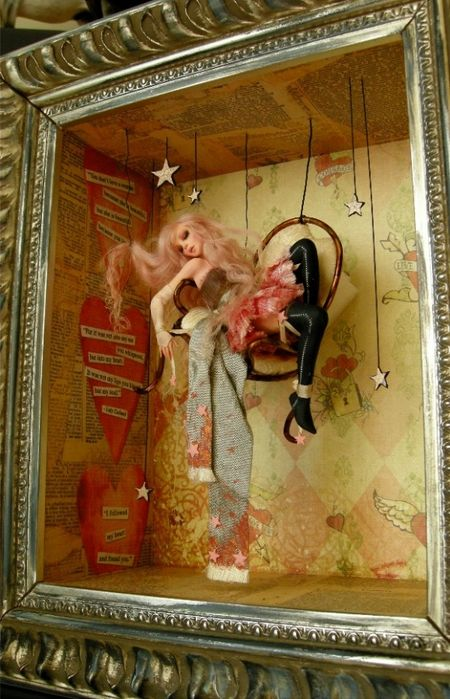 сборочное картинки кукол в рамках аварии
