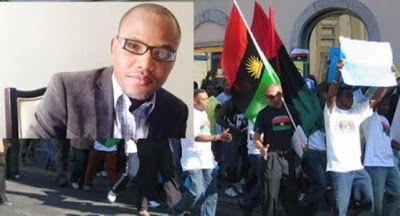 IPOB pro-Biafran groups disown Nnamdi Kanu as leader     By Okechukwu Onuegbu  The Movement of Biafrans in Nigeria (MOBIN) a political arm of Indigenous People of Biafra (IPOB) has urged the general public to stop describing the Director of Radio Biafra Nnamdi Kanu as founder and leader of IPOB.  That was even as the leader of Biafra war veterans disassociated themselves from Kanu alleging that his hate speeches were contributing more pains agony and marginalization of Igbos in Nigeria…