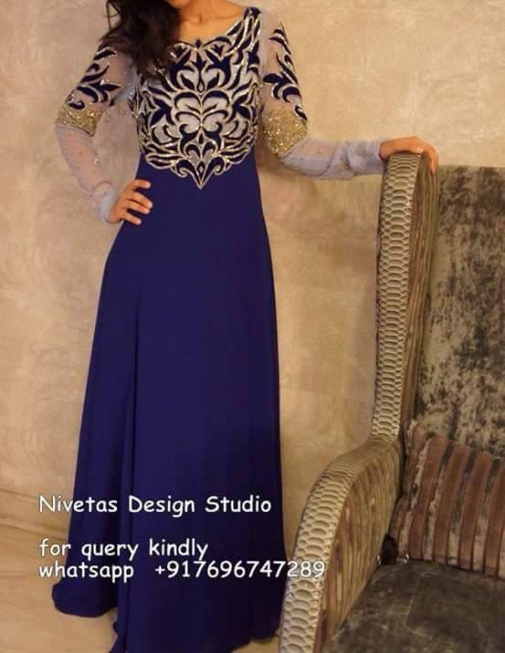 long floor length anarkali Nivetas Design Studio We ship worldwide  Made to measure Inquiries➡️ nivetasfashion@gmail.com high end designer outfits