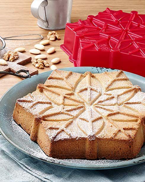 Sladký advent: pečení, tvoření, vánoční dekorace – v Tchibo