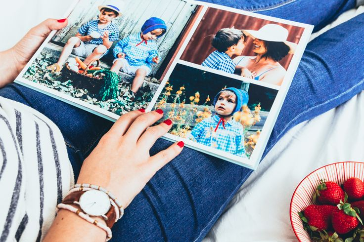 Un petit nouveau chez Cheerz : l'album photo (et un code promo :))
