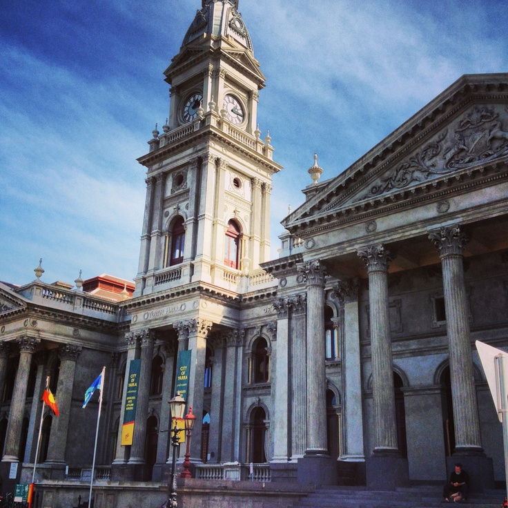 Fitzroy Townhall