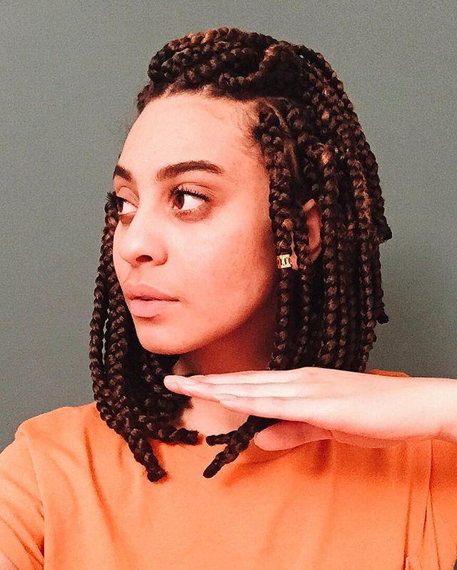 Pin for Later: 24 Comptes Instagram à Suivre Pour Avoir des Cheveux D'enfer @hannahfaith_ En plus d'avoir des cheveux incroyables, Hannah est aussi DJ.