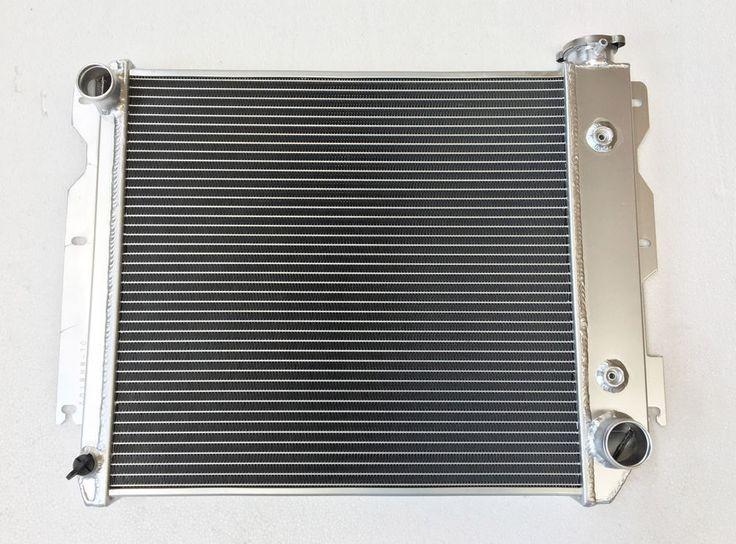 3 ROW/CORE FOR Jeep Wrangler TJ YJ Aluminum Radiator/V8 Conversion 1987-2006 #UnbrandedGeneric