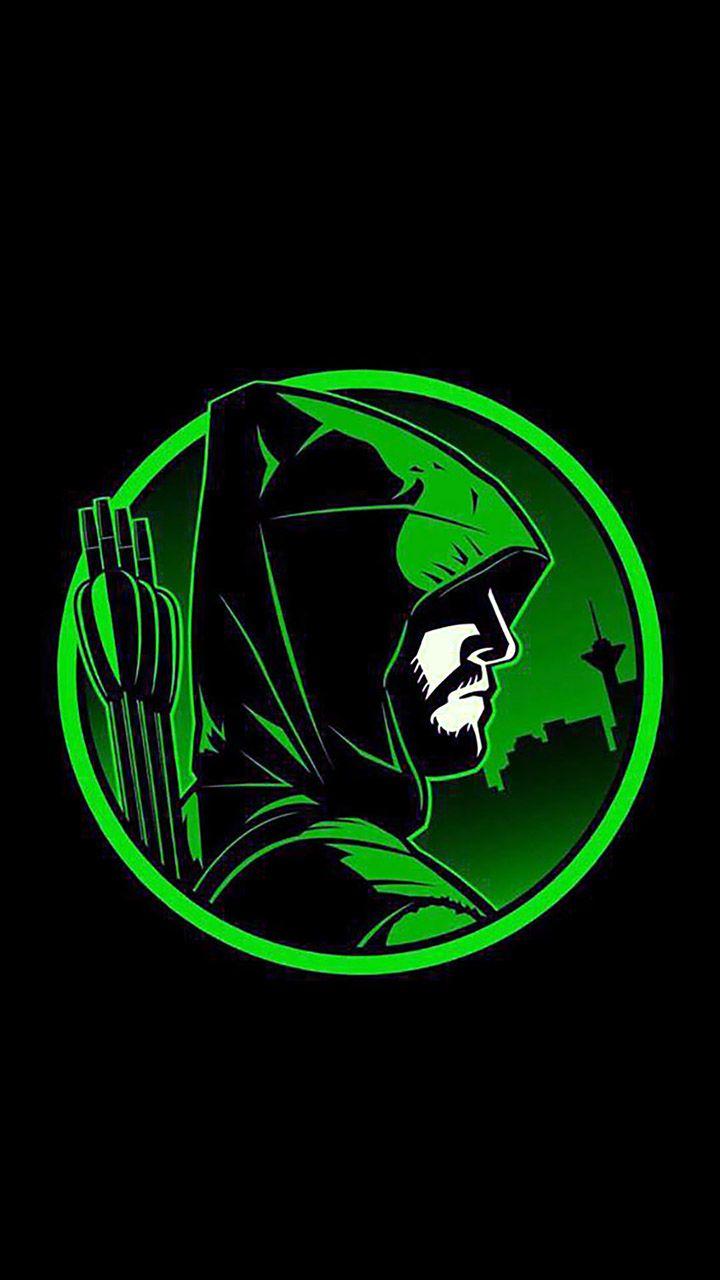 Arrow Amoled Wallpaper Green Arrow Logo Green Arrow Arrow Poster