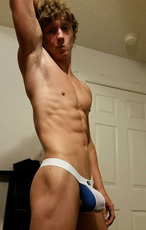 Big dicks in jockstraps
