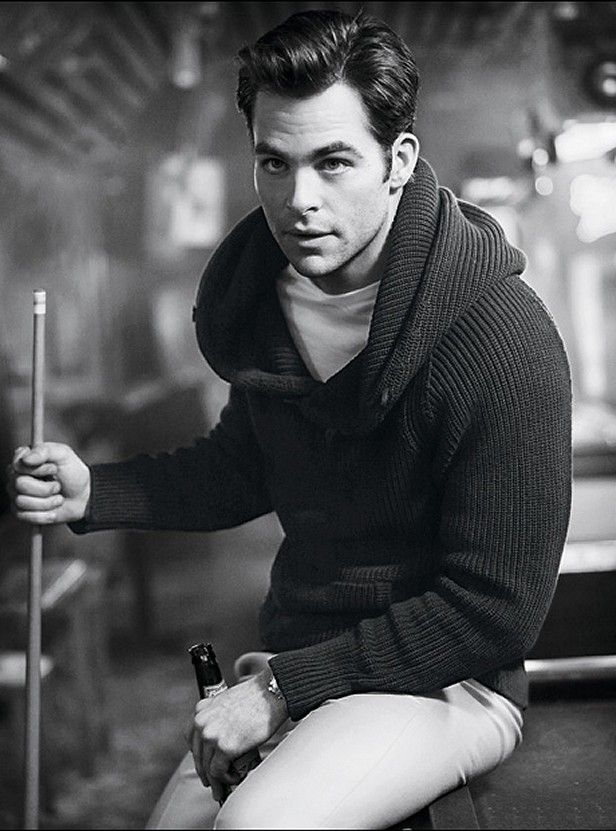 Hunk # 29 – Chris Pine