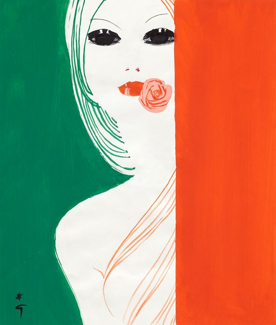 René Gruau: the fashion illustrator's illustrator - Creative Review