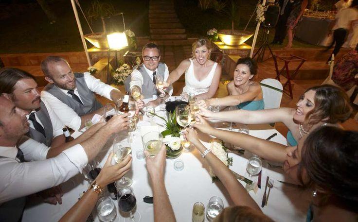 Chok Dee!! #Farawayweddings #weddingsinthailand #pawanthronluxuryvilla