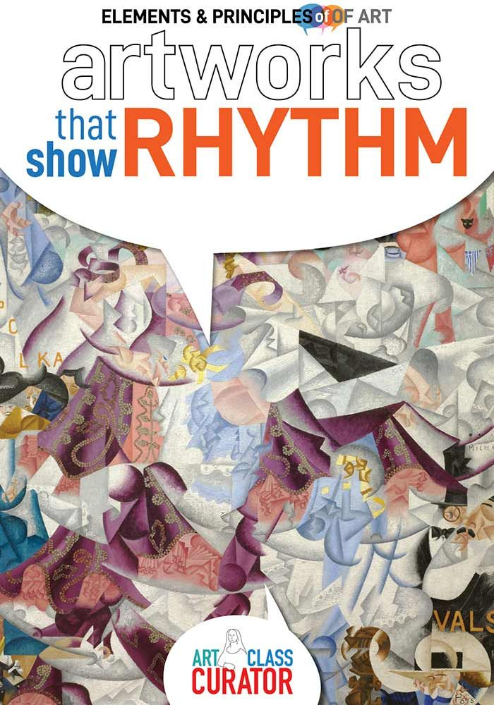 Rhythm In Art The Ultimate List Of Rhythm In Art Examples Rhythm Art Principles Of Art Unity In Art
