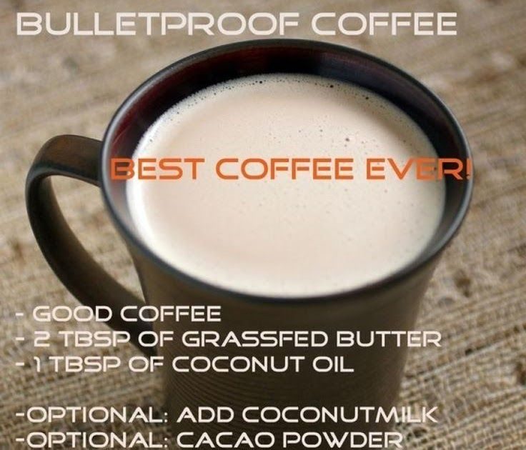 Bulletproof Coffee Full Recipe Here Part Of Me Was Involved On A Build It And They Will Come Coffee Smoothie Recipes Butter Coffee Recipe Bulletproof Coffee