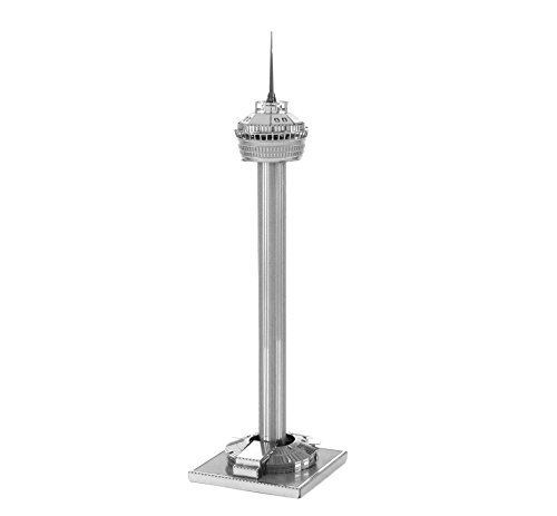 Architecture Model Kits - Fascinations Metal Earth Tower of the Americas 3D Metal Model Kit * Want additional info? Click on the image.