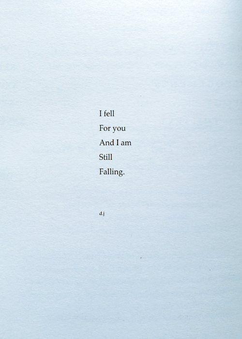 I really do love you I don't think I say it enough