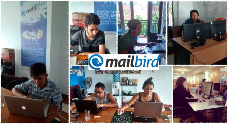 #Mailbird Hackathon Update:  Only 2(!!!!) days to go!! Everyone is working very hard and concentrated to get everything done:-)