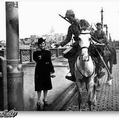 Galata köprüsü - 1935 Nüfus sayımı