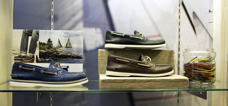 Exclusive Sperry Product - Thursday 13 March 2014.