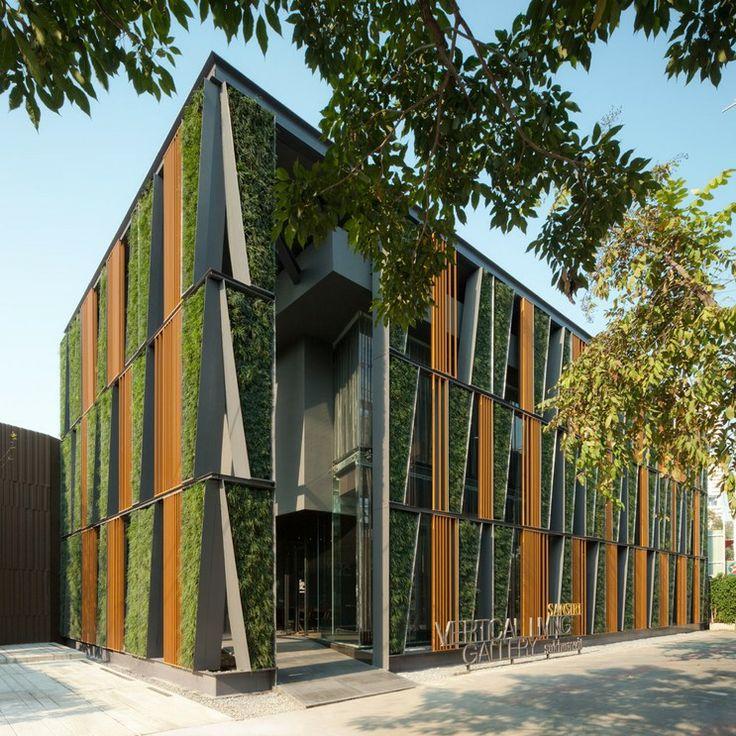 [건축,인테리어]Vertical Living Gallery / Sansiri : 네이버 블로그