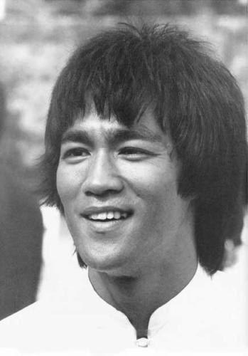 A wonderfully happy amazing soul ~Bruce Lee