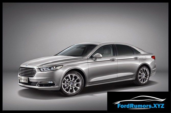 2019 Ford Taurus Redesign Price Release Date 2019 2020 Ford Rumors 2019 Ford Taurus Ford