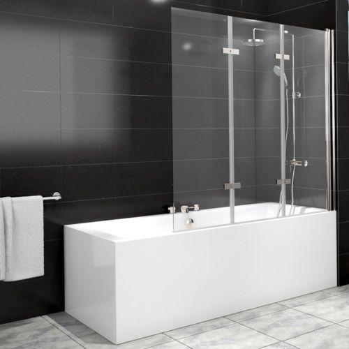 Cabina-doccia-vasca-Cabina-in-vetro-parete-pieghevole-3-parti-Nano-destra
