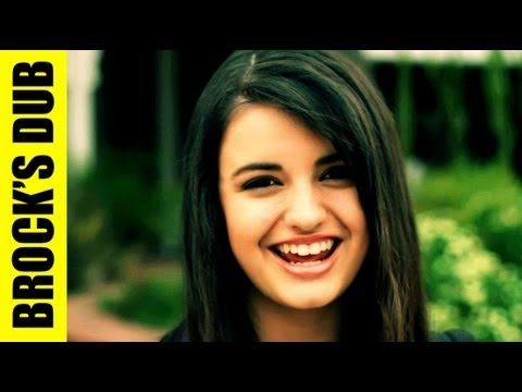 If you're like me and think the Rebecca Black 'Friday' song is one of the most inane songs/videos in a long time.  This is a lampoon of it by BrocksDubs and just cracks me up every time.  Watch the original video first if you aren't familiar with it.