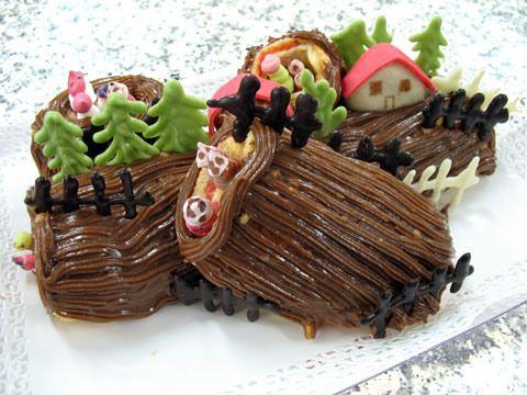 Yule Log – Il ceppo di Natale e Ricetta!