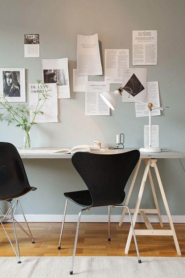 Sofias Inredning - Inredning, loppis och DIY! Underbar väggfärg