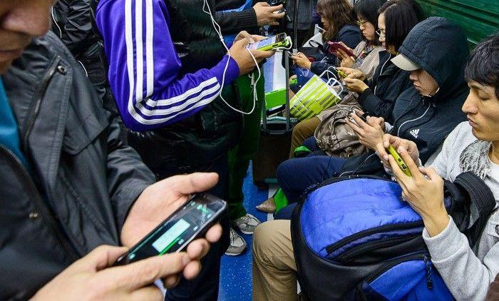 Sering Gunakan Smartphone, Bisa Bikin Bodoh