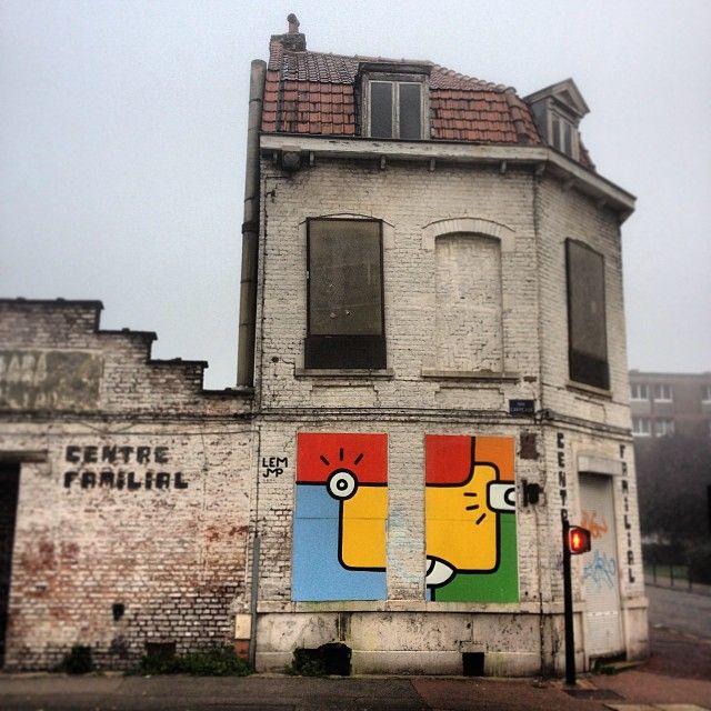 #centrefamilial ? #lem #jmp #lemjmp #roubaix #rbx #streetart #igerslille #igers #igersfrance #instagood #ig_lille #instadaily #picoftheday #tribegram