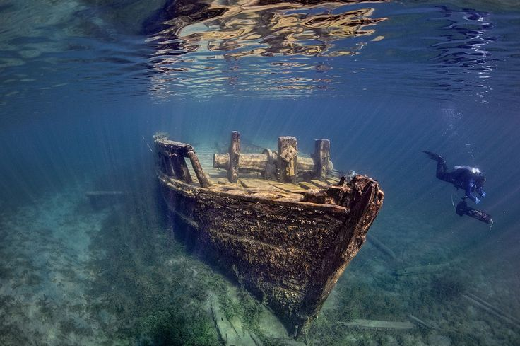Wreck Of The Quot Sweepstakes Quot Big Tub Harbour Fathom Five
