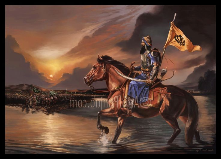 Sikh Wallpapers Sikh Warrior Wa...