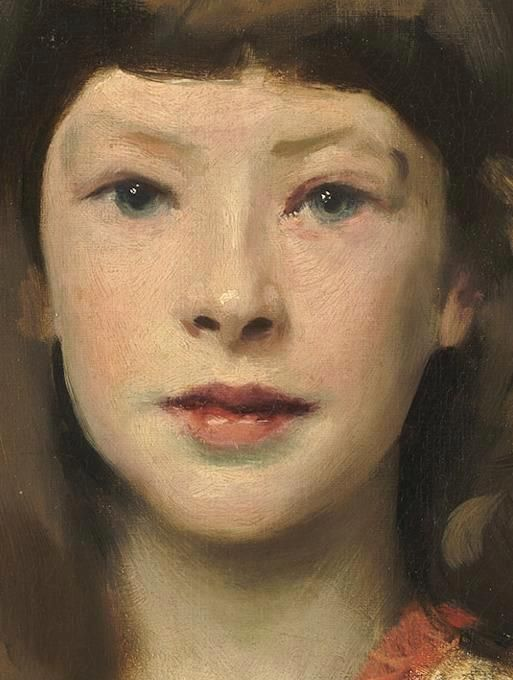 John Singer Sargent: Beatrice Townsend