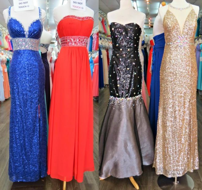 Prom Shops in Los Angeles – fashion dresses