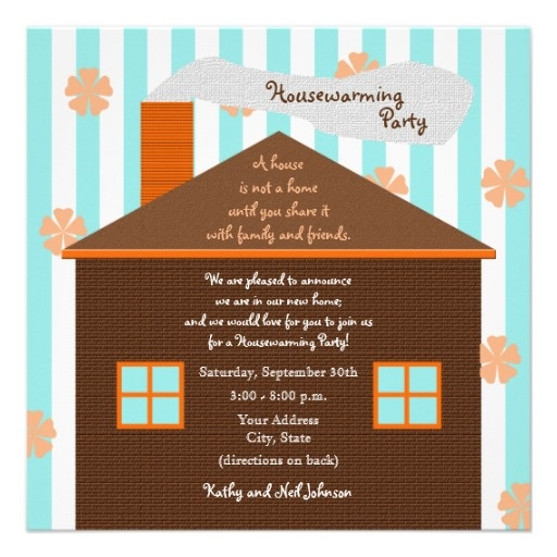 Cheap Invitations Housewarming Party