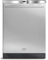 Frigidaire FPHD2481KF Professional 24 Built-In Dishwasher - Stainless Steel