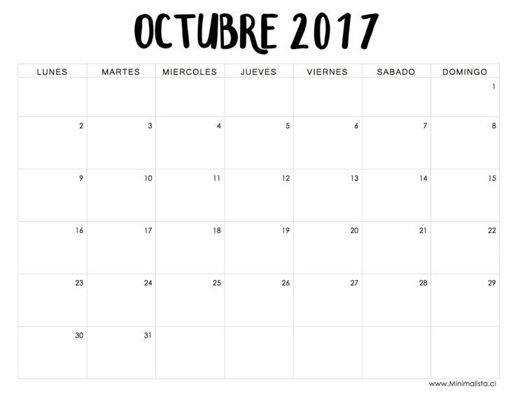 calendario-octubre-2017