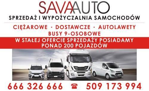 Szeroki wybór pojazdów! www.savaauto.eu